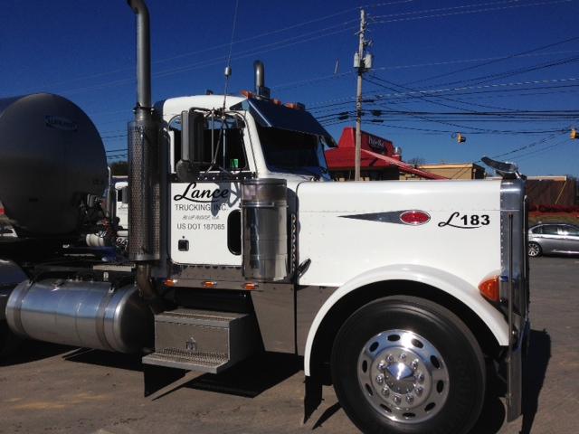 Lance Trucking Inc Dump Flatbed Tanker